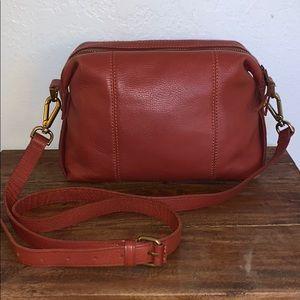 Madewell Mini Leather Glasgow Crossbody bag